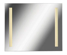 Kenroy Home 90731 - Rifletta 2 Light LED Mirror LG