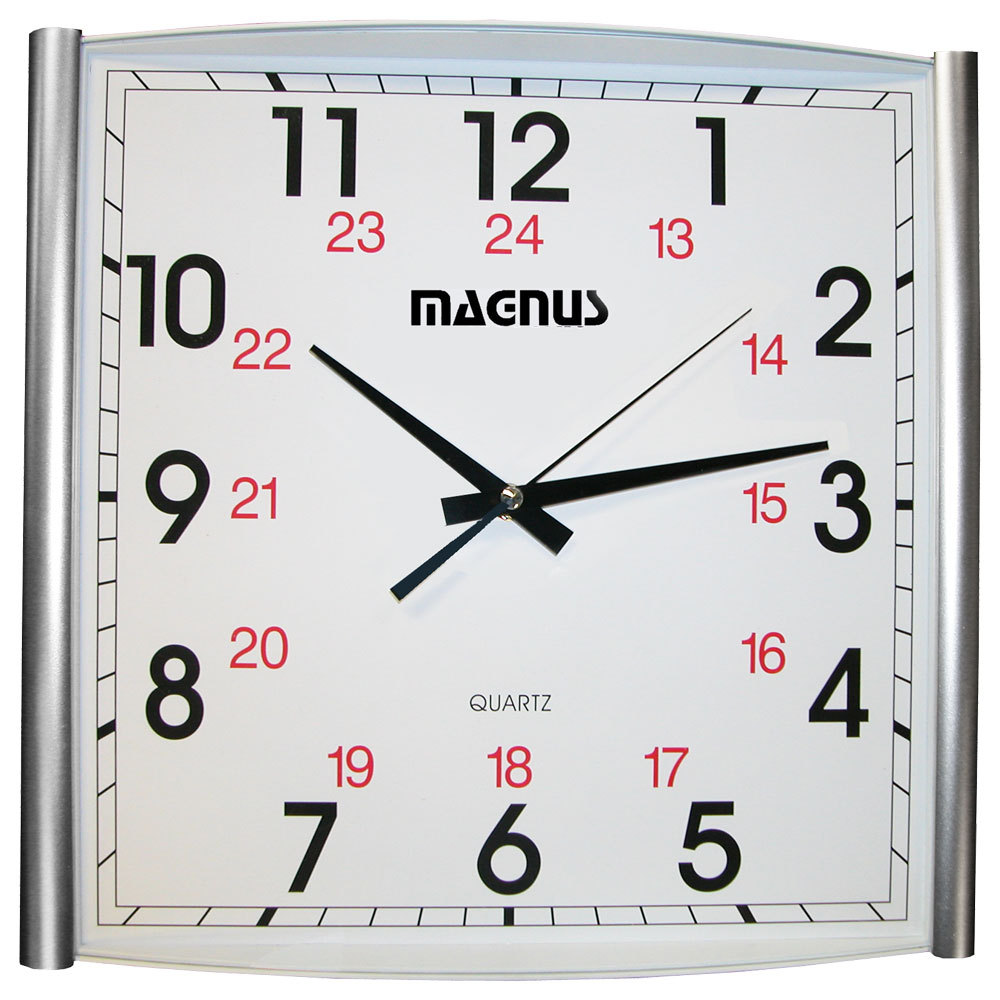 Berkeley Lighting Company in Berkeley, California, United States,  74G6T, Magnus-Rectangle Sweep Mov't Clock,