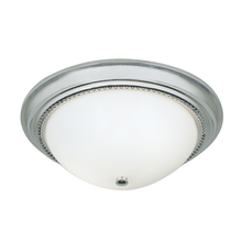 Norwell 5373-BN-SO - Soleil Flush Mount