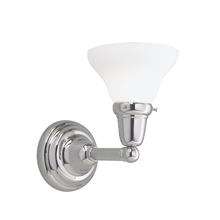 Norwell 8124-CH-SO - Coventry 1 Light Sconce