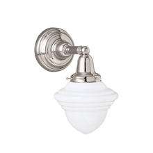 Norwell 8201-PN-AC - Bradford 1 Light Sconce