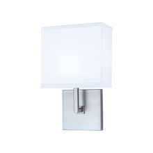 Norwell 8985-BN-WS - Maxwell Single Sconce