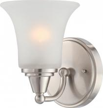 Nuvo 60/4141 - Surrey - 1 Light Vanity Fixture with Frosted Glass