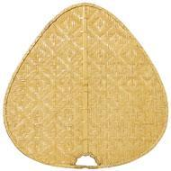 Fanimation PAD1C - Palisade Blade Set of 8 - 22 inch - Wide Oval Bamboo-C