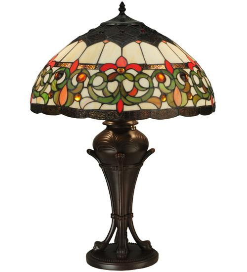"26""H Creole Table Lamp"