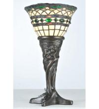 "Meyda Tiffany 108936 - 14""H Tiffany Roman Mini Lamp"