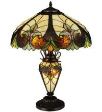 "Meyda Tiffany 134528 - 25""H Sebastian Table Lamp"