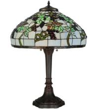 "Meyda Tiffany 134538 - 28""H Veneto Table Lamp"