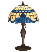 "Meyda Tiffany 31201 - 18.5""H Baroque Accent Lamp"